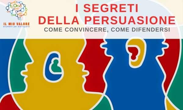 corso online di persuasione