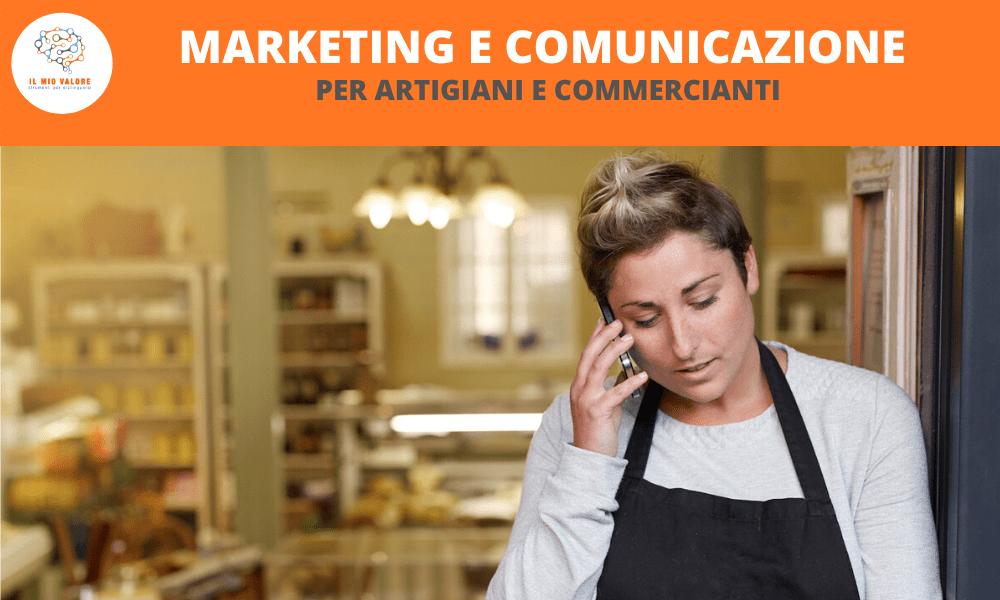 comunicazione per artigiani e commercianti
