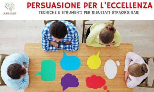 corso di persuasione online
